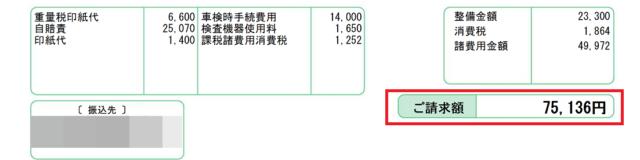 楽天Car車検(旧楽天車検)と価格比較モータースでの車検代